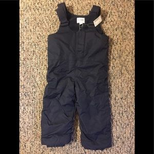 NWT children's place snow suit